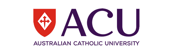 ACU Australian Catholic University logo image