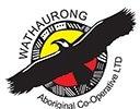 Wathaurong logo image