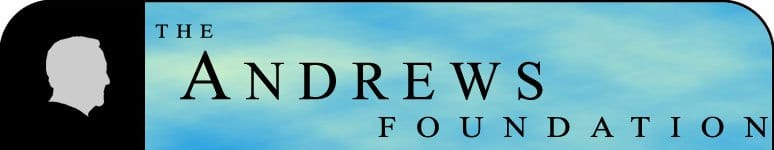 The Andrews Foundation logo image