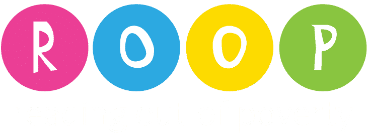 Reading out of Poverty Logo image