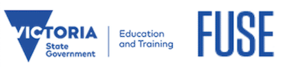 Victoria State Government Education & Training FUSE logo image