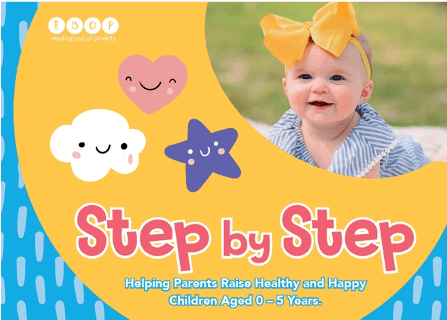 Step by Step book cover image