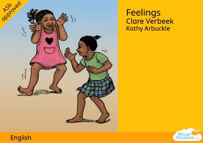 Feelings book cover image