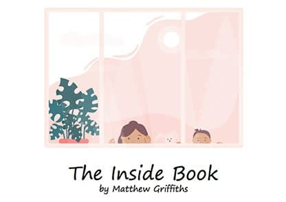 The Inside Book by Matthew Griffiths book cover
